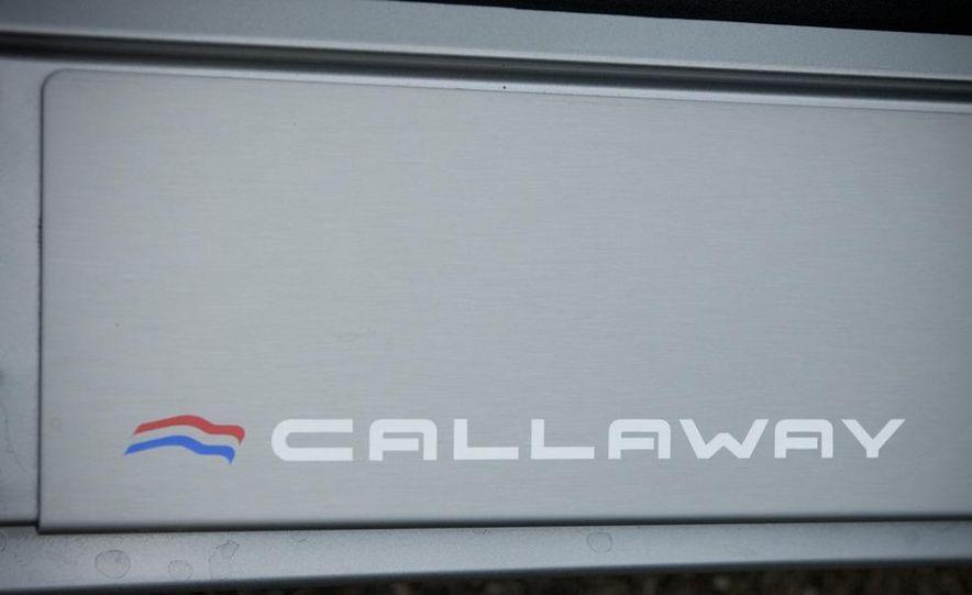 Callaway Corvette SC606 - Slide 20