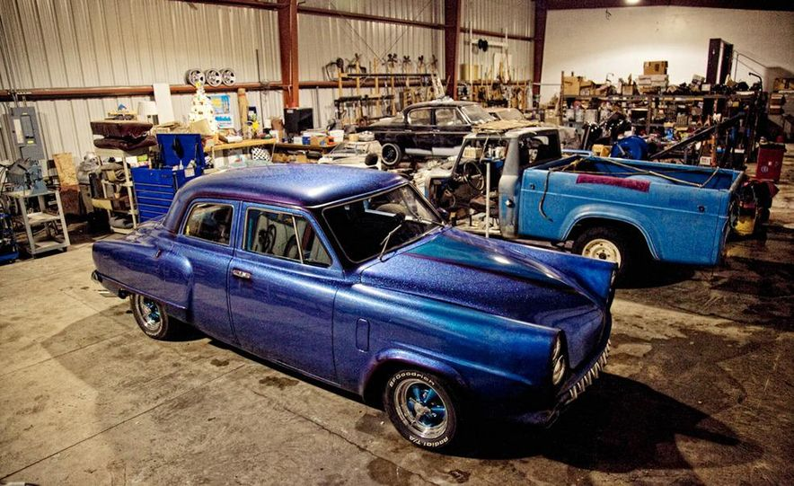 Ancient Grease: The Quest to Keep Studebaker Alive - Slide 2