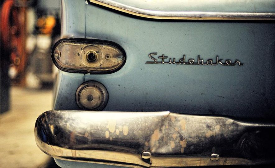 Ancient Grease: The Quest to Keep Studebaker Alive - Slide 10