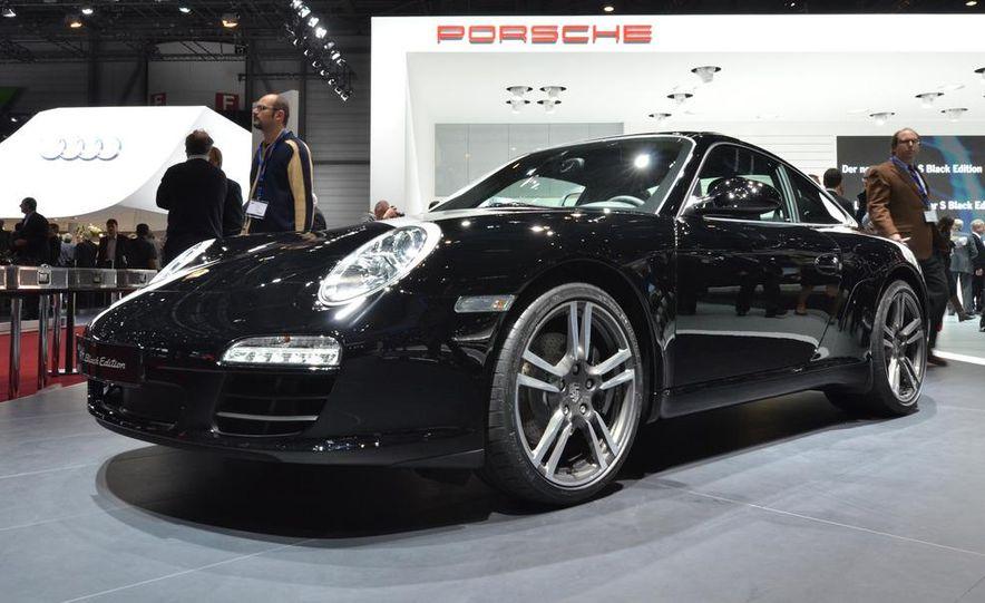 2012 Porsche 911 Black Edition - Slide 1