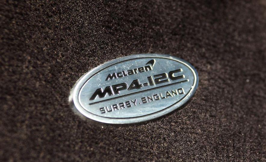 2012 McLaren MP4-12C - Slide 79