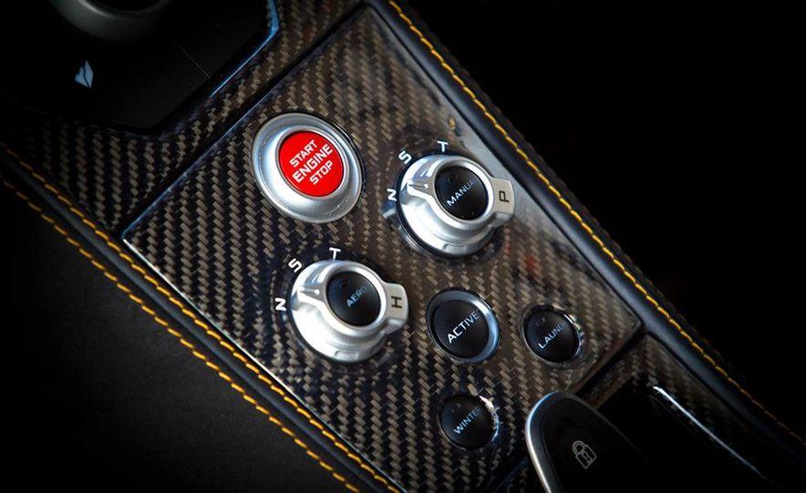 2012 McLaren MP4-12C - Slide 75