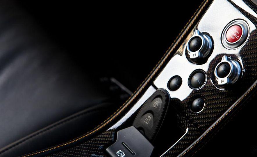 2012 McLaren MP4-12C - Slide 76