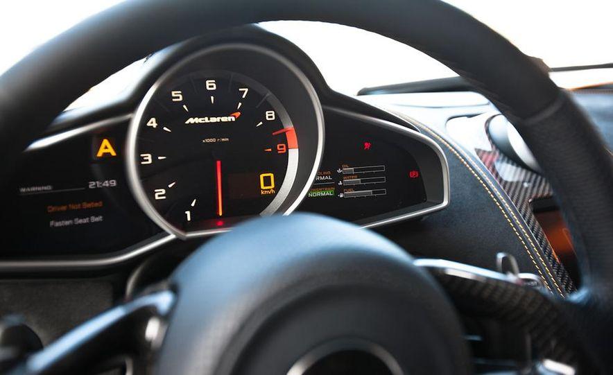 2012 McLaren MP4-12C - Slide 71