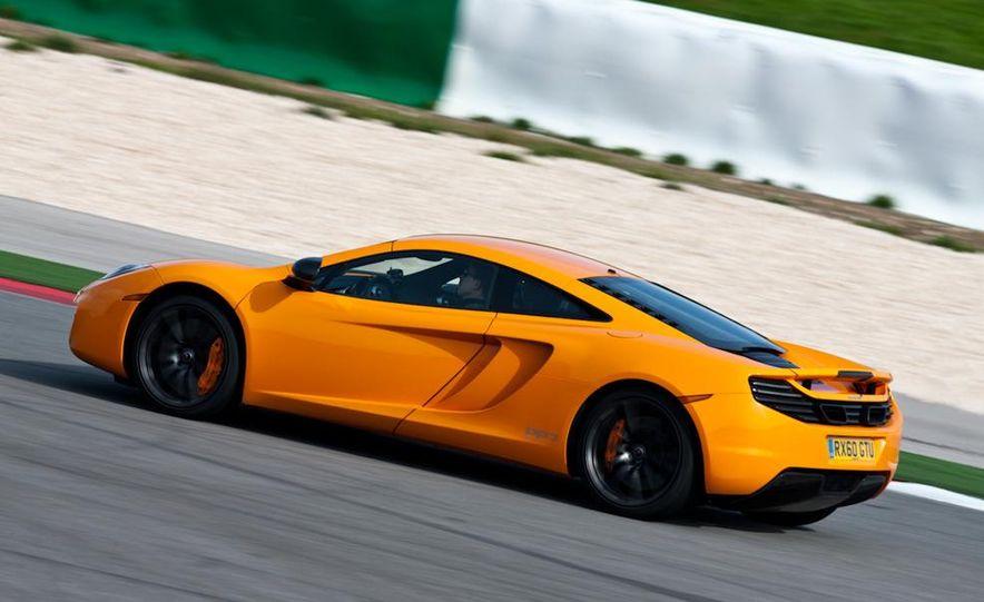 2012 McLaren MP4-12C - Slide 9