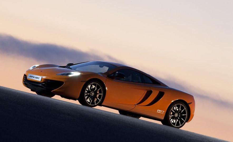 2012 McLaren MP4-12C - Slide 37