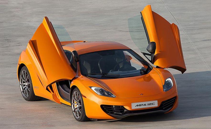 2012 McLaren MP4-12C - Slide 41