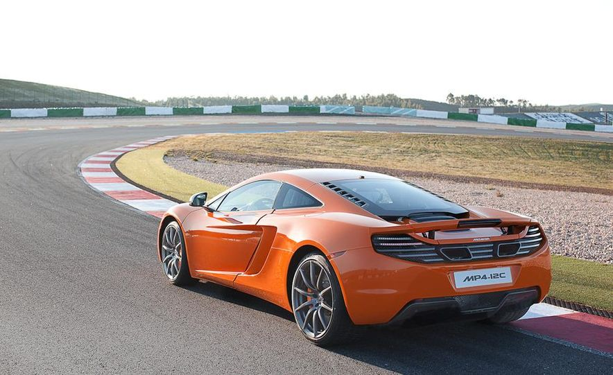2012 McLaren MP4-12C - Slide 16
