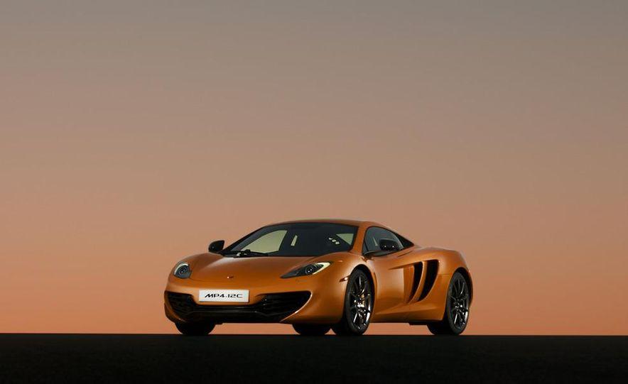 2012 McLaren MP4-12C - Slide 47