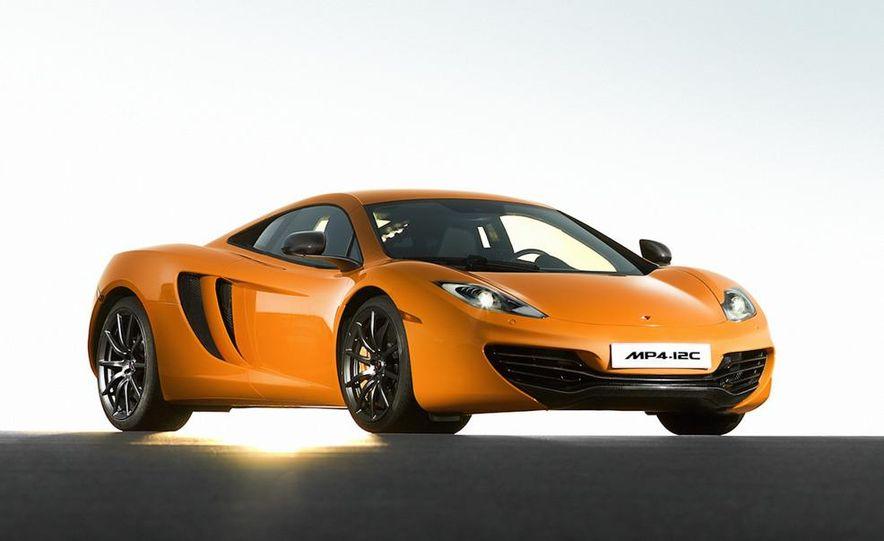 2012 McLaren MP4-12C - Slide 51