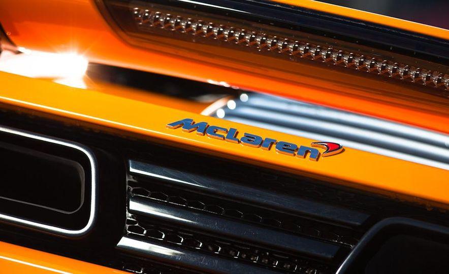 2012 McLaren MP4-12C - Slide 63