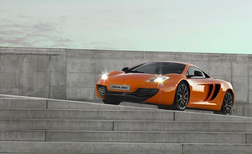 2012 McLaren MP4-12C - Slide 53