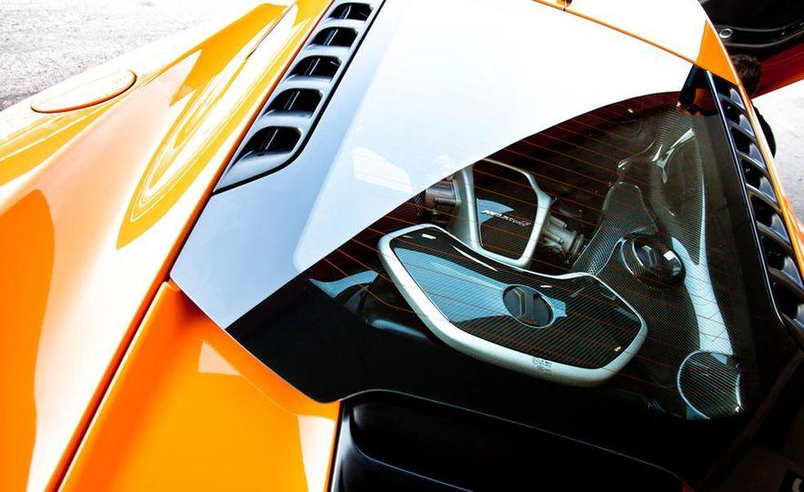 2012 McLaren MP4-12C - Slide 62