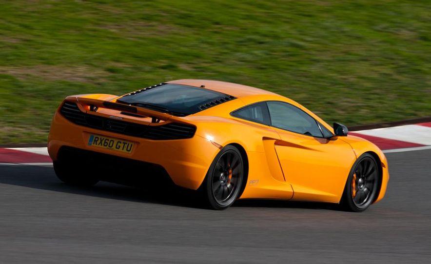 2012 McLaren MP4-12C - Slide 27