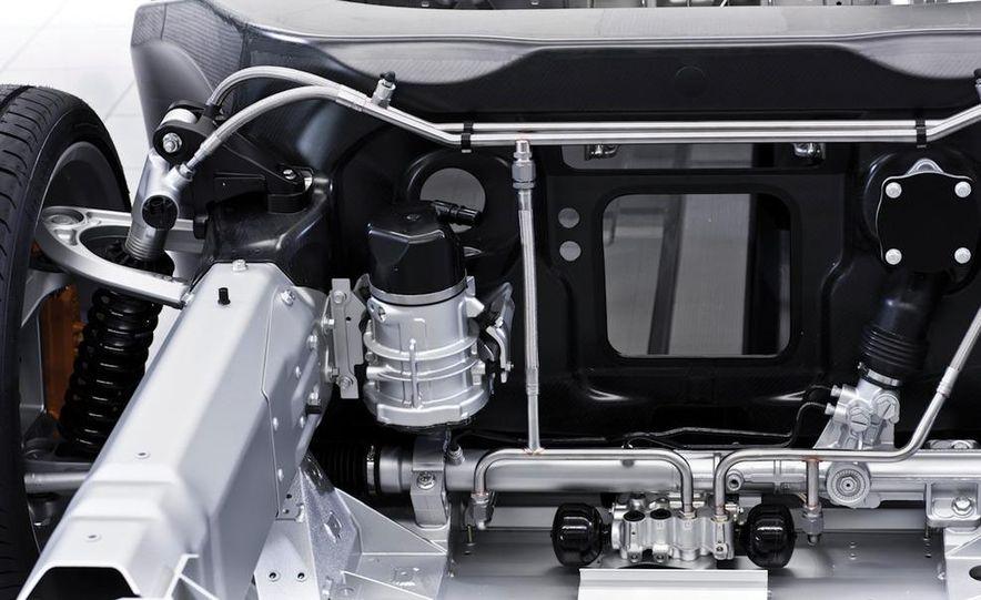 2012 McLaren MP4-12C - Slide 86