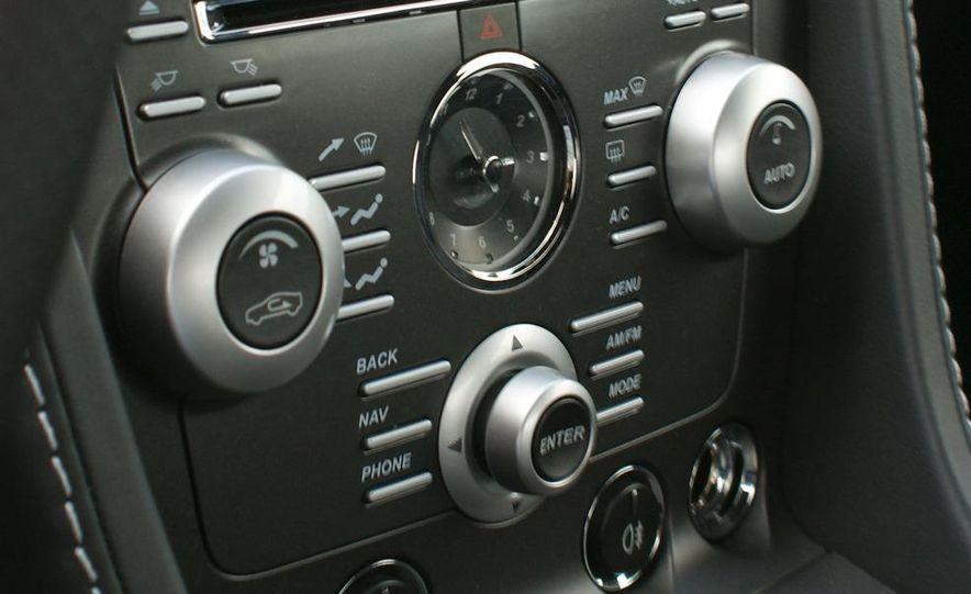 2011 Aston Martin V-8 Vantage S coupe - Slide 51