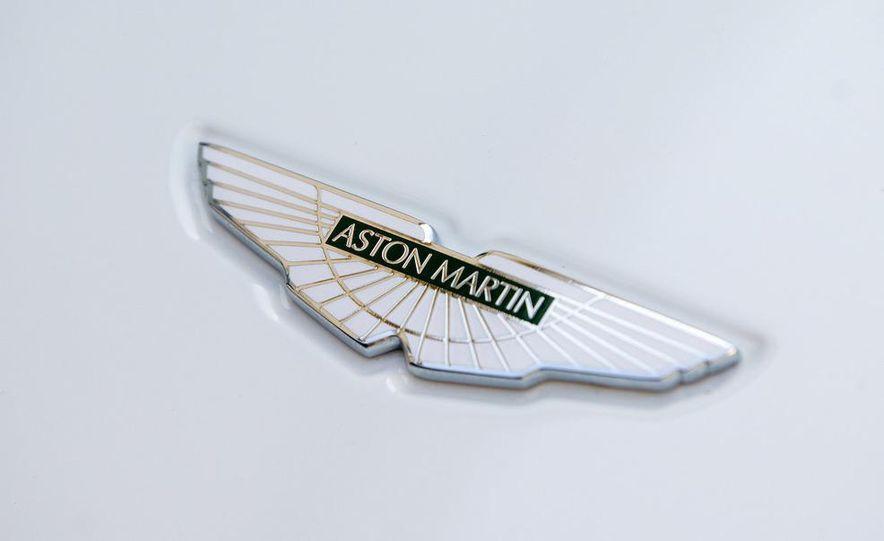 2011 Aston Martin V-8 Vantage S coupe - Slide 58