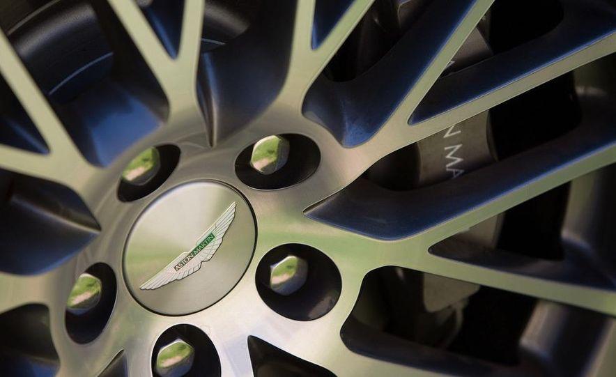 2011 Aston Martin V-8 Vantage S coupe - Slide 57