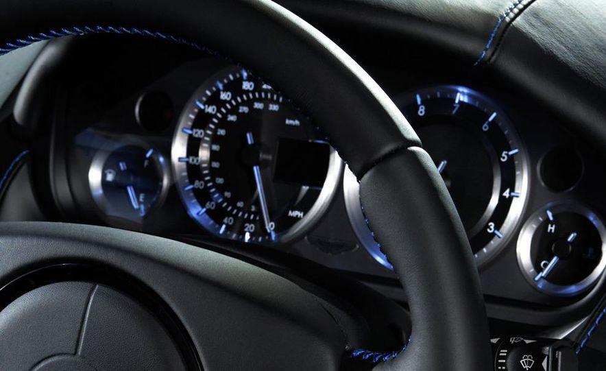 2011 Aston Martin V-8 Vantage S coupe - Slide 39