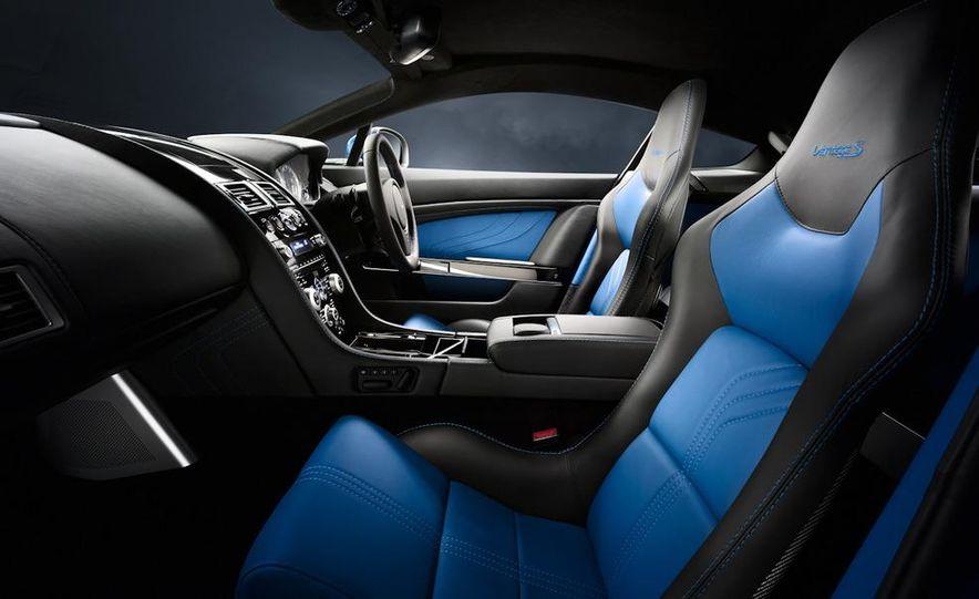 2011 Aston Martin V-8 Vantage S coupe - Slide 33