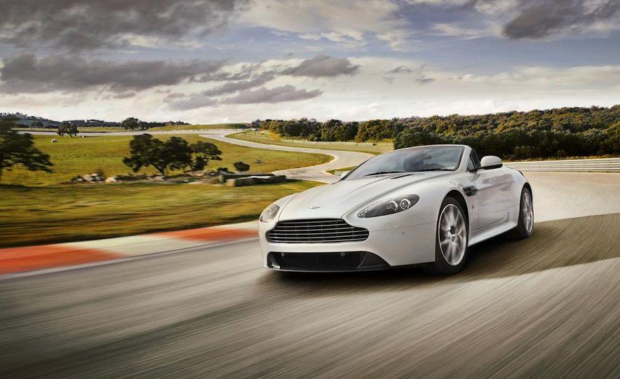 2011 Aston Martin V-8 Vantage S coupe - Slide 7