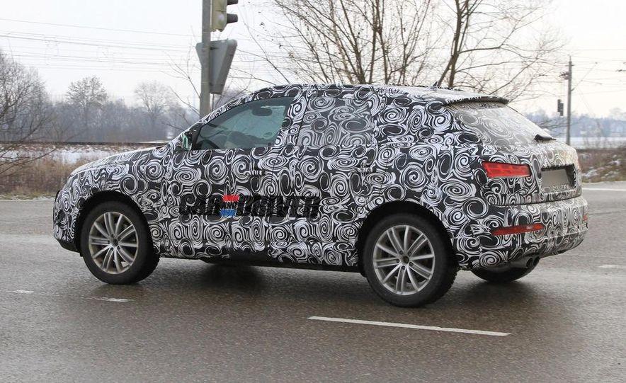 2012 Audi Q3 (spy photo) - Slide 3