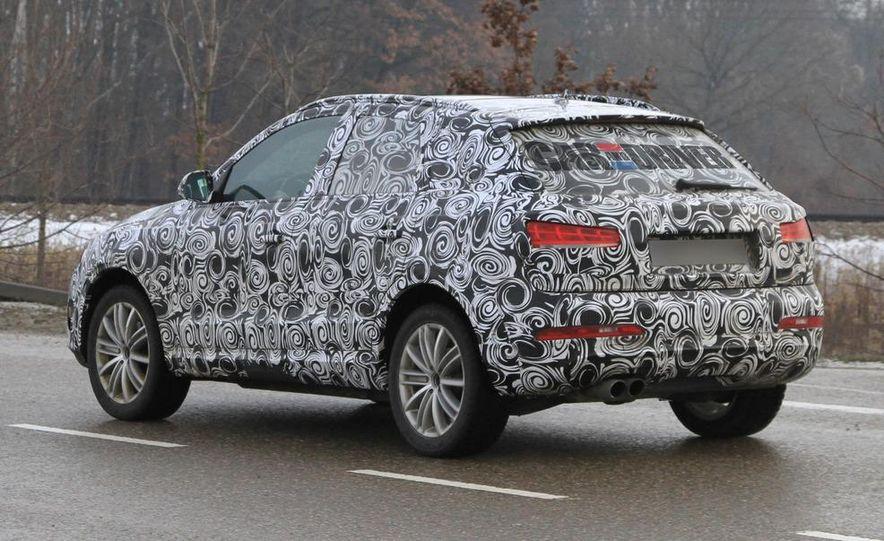 2012 Audi Q3 (spy photo) - Slide 5