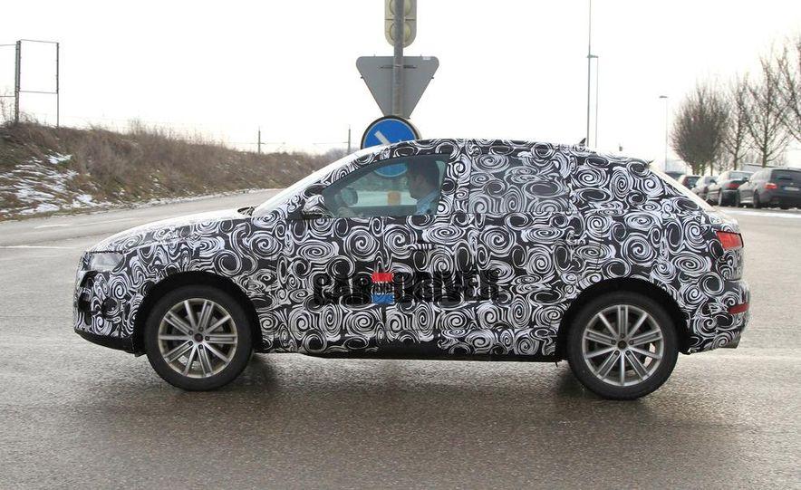 2012 Audi Q3 (spy photo) - Slide 6