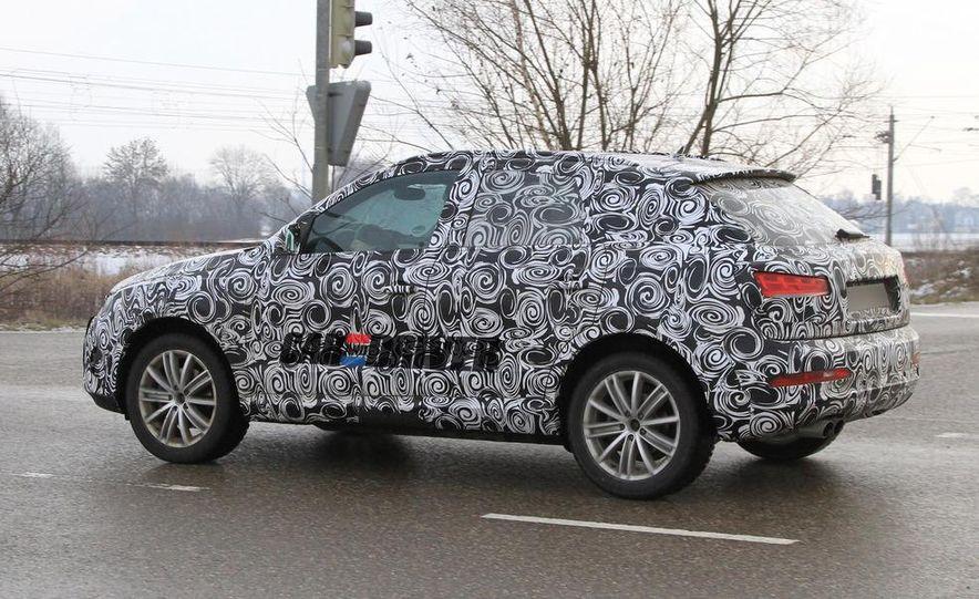 2012 Audi Q3 (spy photo) - Slide 7