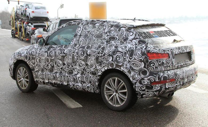 2012 Audi Q3 (spy photo) - Slide 8