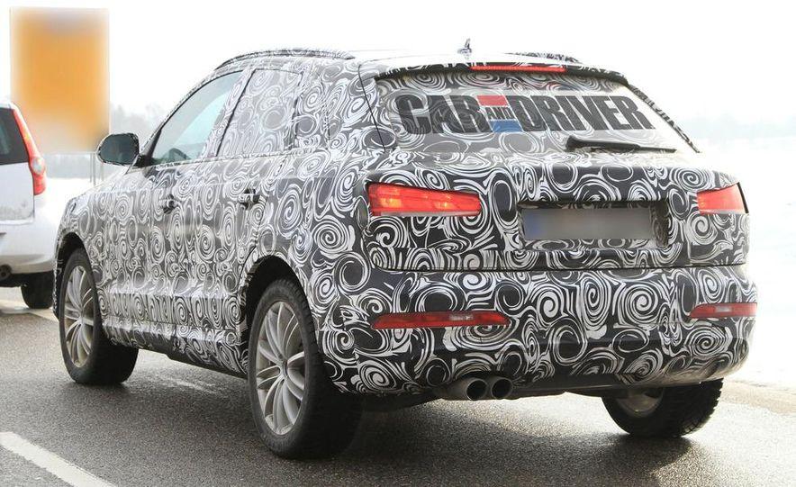 2012 Audi Q3 (spy photo) - Slide 9