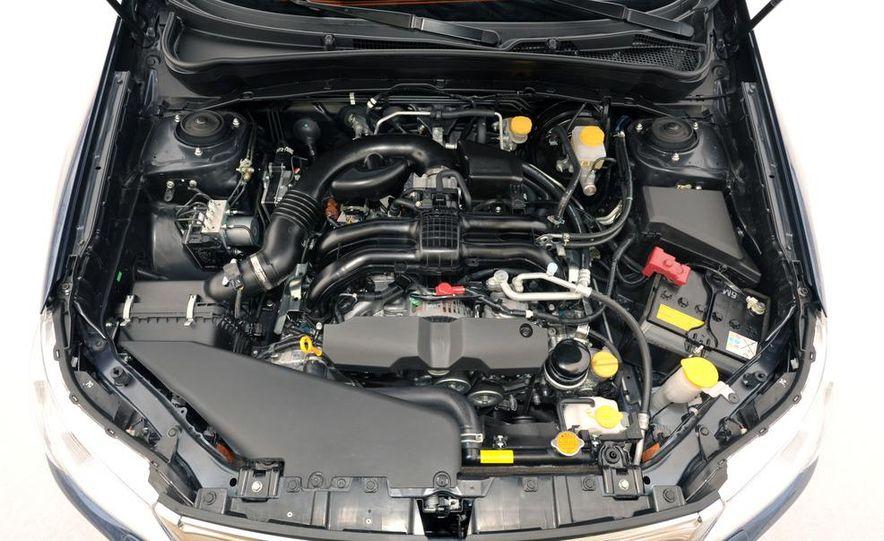 Subaru FB-series flat-4 engine - Slide 20