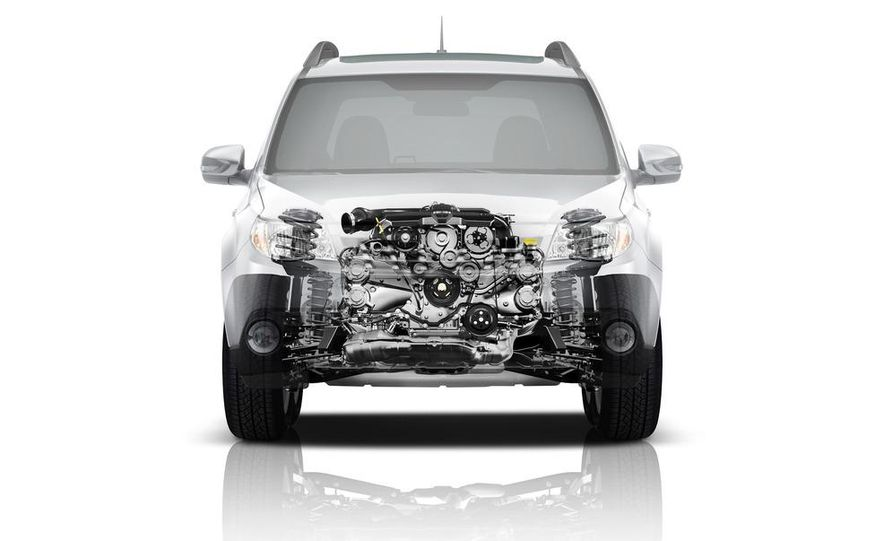 Subaru FB-series flat-4 engine - Slide 2