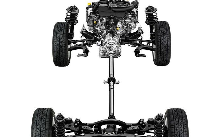 Subaru FB-series flat-4 engine - Slide 4