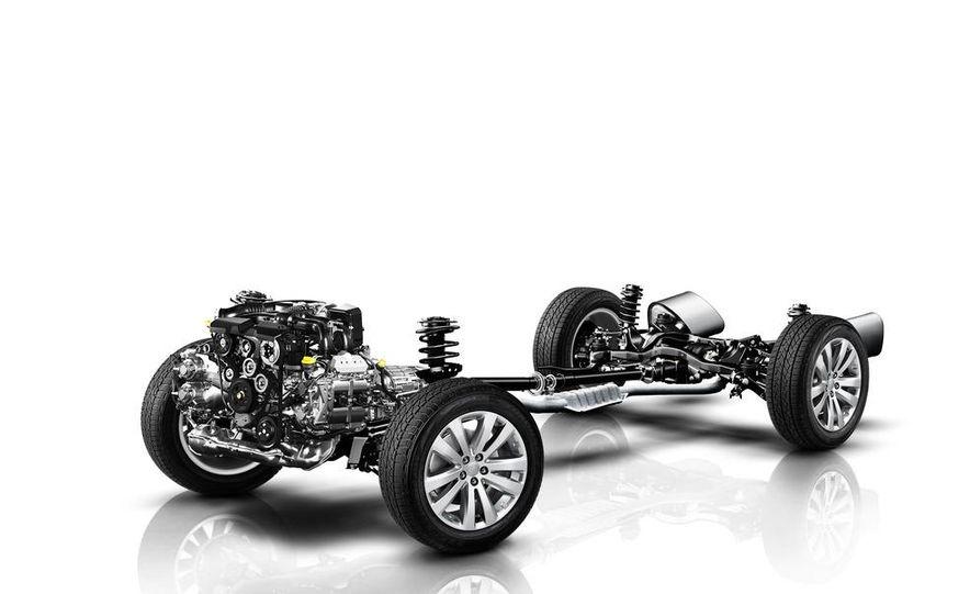 Subaru FB-series flat-4 engine - Slide 3