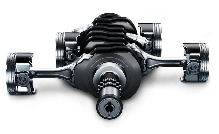 Subaru FB-series flat-4 engine - Slide 6