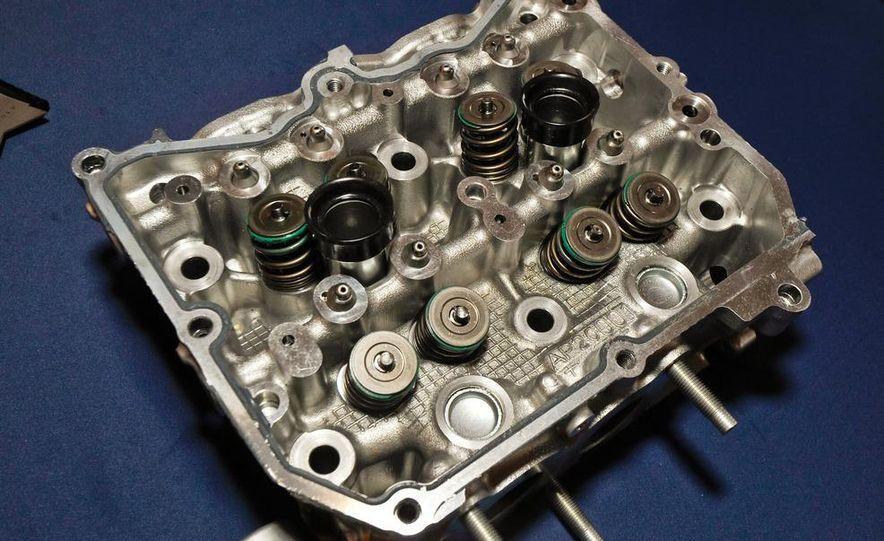Subaru FB-series flat-4 engine - Slide 8