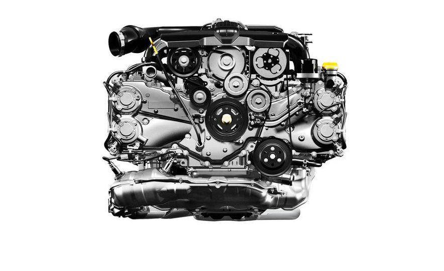 Subaru FB-series flat-4 engine - Slide 1