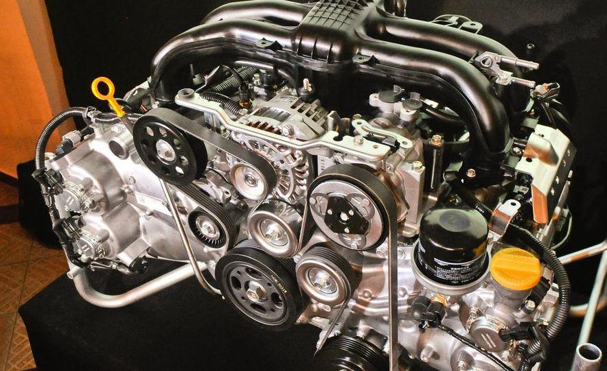 Subaru FB-series flat-4 engine - Slide 7