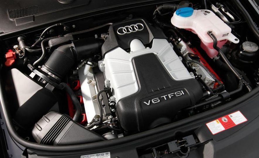 2010 Audi A6 3.0T Quattro - Slide 24