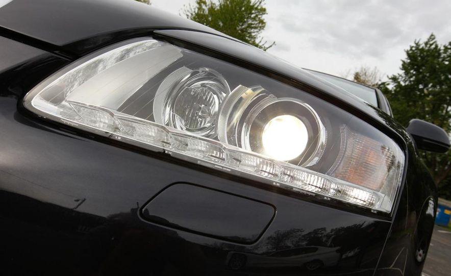 2010 Audi A6 3.0T Quattro - Slide 15