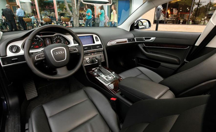 2010 Audi A6 3.0T Quattro - Slide 18