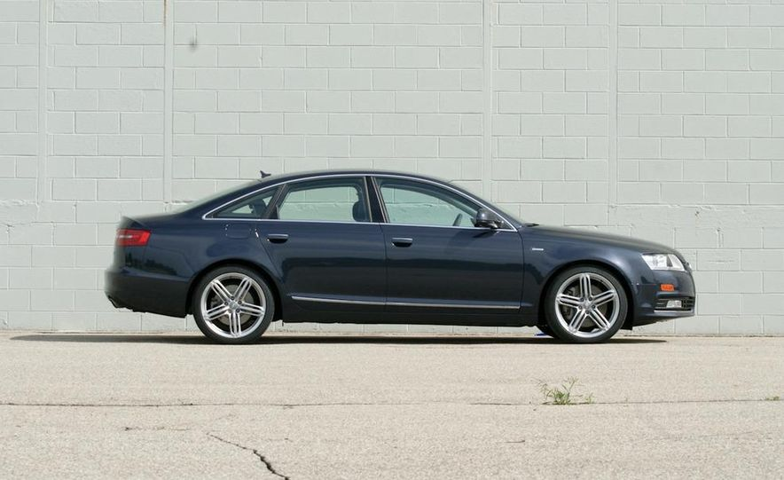 2010 Audi A6 3.0T Quattro - Slide 10
