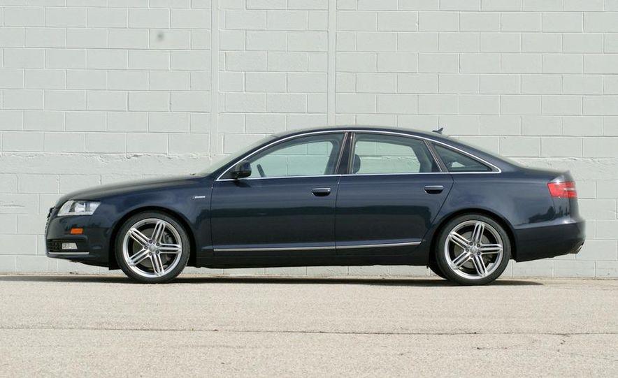2010 Audi A6 3.0T Quattro - Slide 11