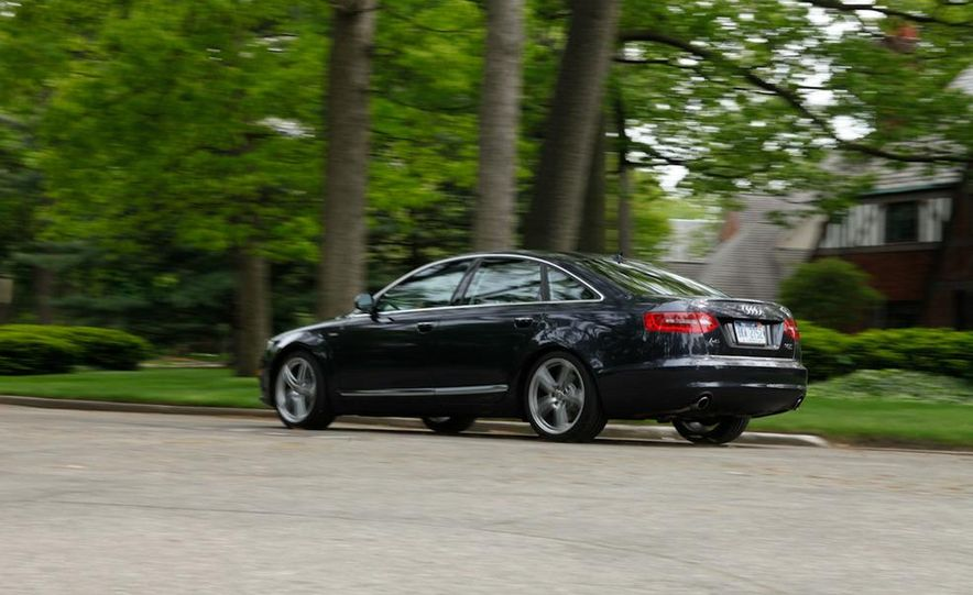 2010 Audi A6 3.0T Quattro - Slide 5