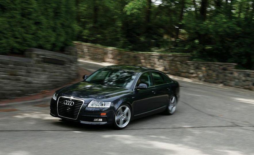 2010 Audi A6 3.0T Quattro - Slide 7