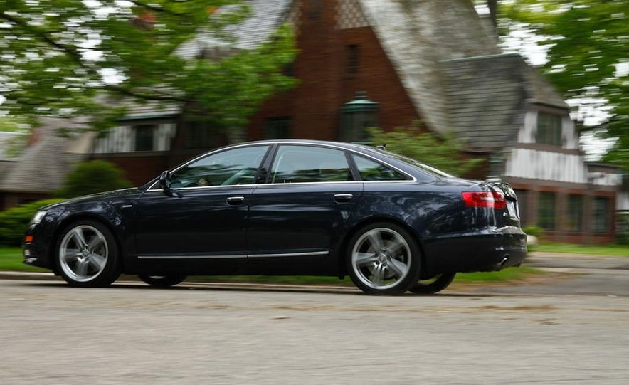 2010 Audi A6 3.0T Quattro - Slide 9