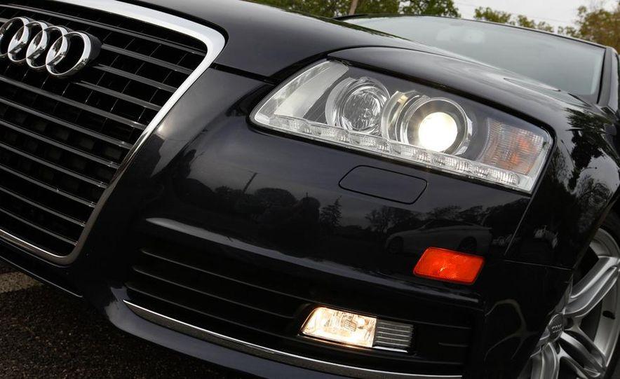 2010 Audi A6 3.0T Quattro - Slide 14
