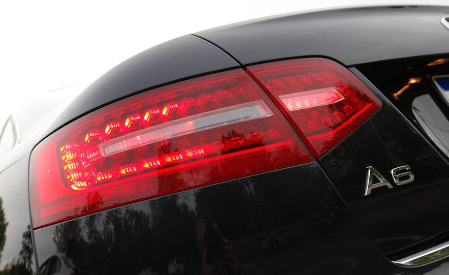 2010 Audi A6 3.0T Quattro - Slide 17