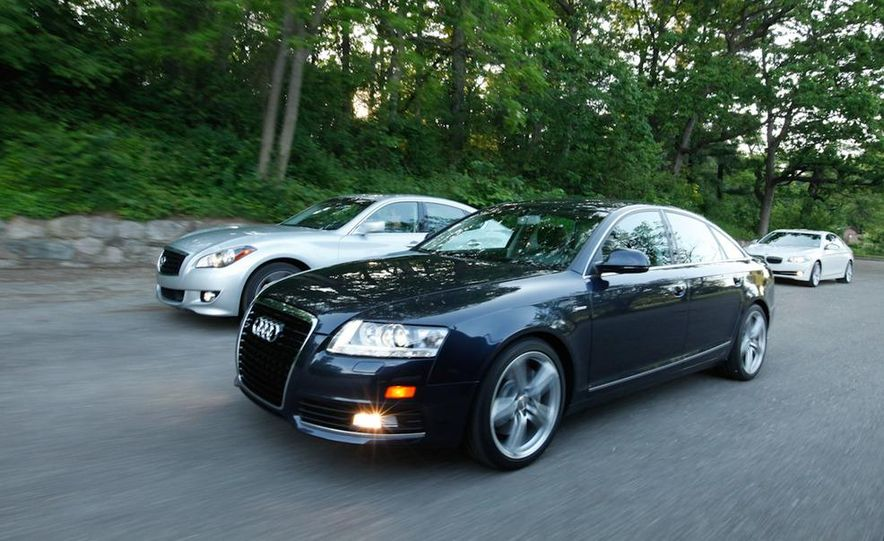 2010 Audi A6 3.0T Quattro - Slide 29